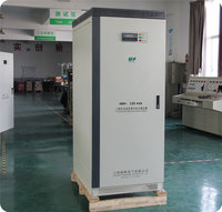 2017 new 3 phase full automatic voltage regulator 320Kva