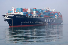 Cheap Sea Ocean freight Shipping Rates from China to COCHIN