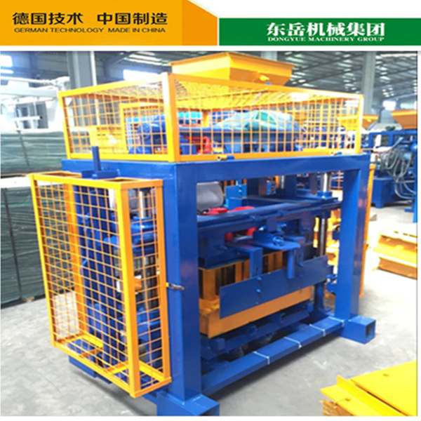 High quality QT40-2 cement block making machine price list
