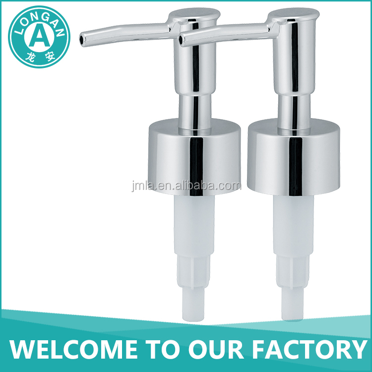 factory manufacturer hair conditioner bottle accessory 33mm 45mm ABS plastic soap lotion pump dispenser