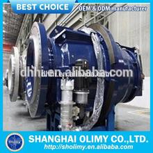 high effective dalian manufacturer manual speed reducation gearbox with CE certificate