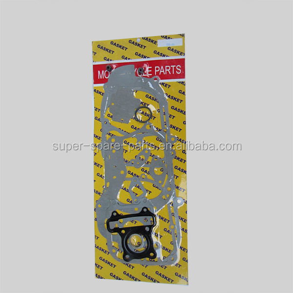 Zhejiang Gasket Supplier, Motorcycle GY6 50cc motorcycle gasket sets