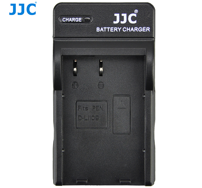 JJC Digital Camera Power Battery Charger for Pentax D-BC109