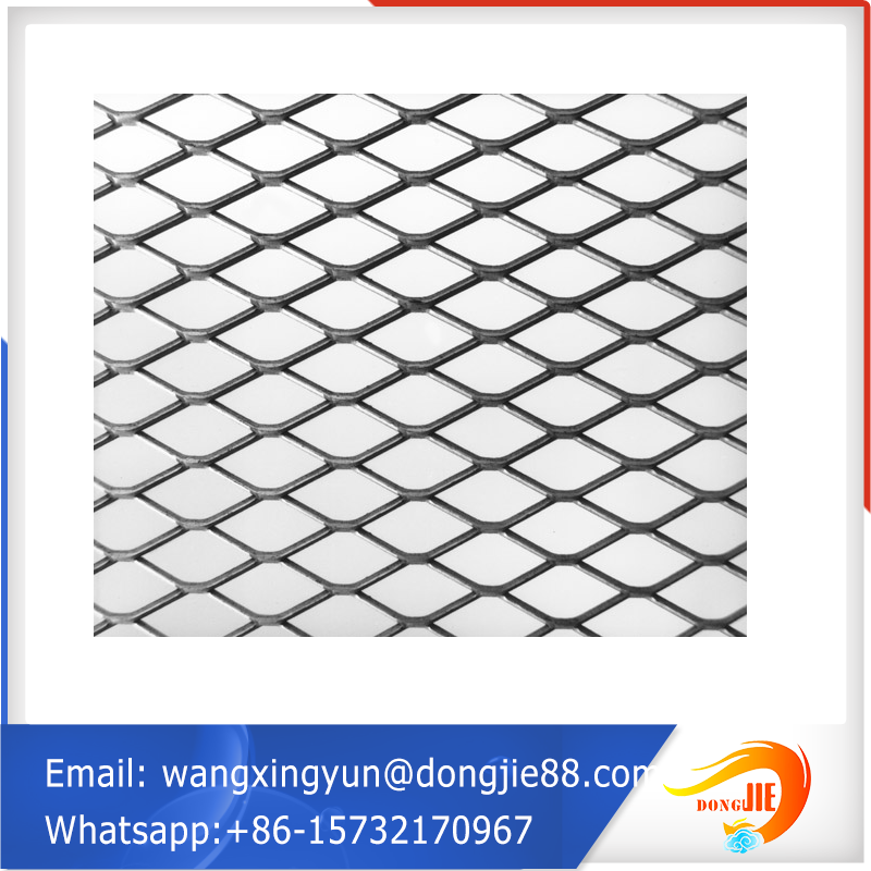 light weight aluminum expanded metal mesh