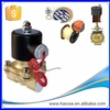 China Manufactory Brass Solenoid Water Valve