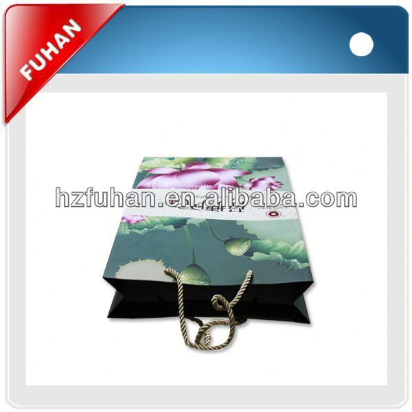 high quality banana folded shopping bag supply