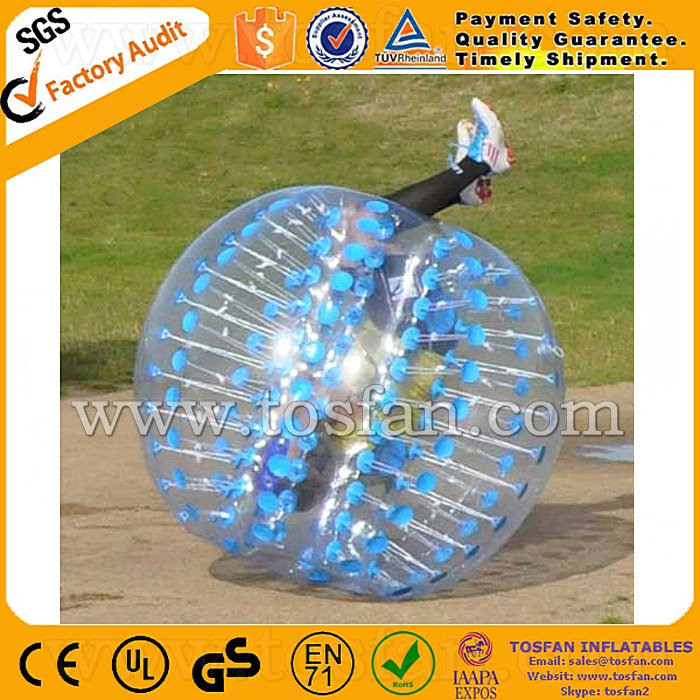 2015 body bubble ball cheap inflatable zorb balls for sale TB210