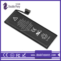 Fushixing Factory Wholesale mobile phone battery 1440mah Battery for iPhone 5 , Battery For iPhone 5