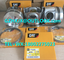 CAT RING PISTON GASKET KIT 311 10-20B 980G 314E VRG50 S465 for Excavator Engine Parts CYLIND LINER KITS Rebuild kit