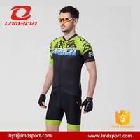 Sublimation new design Cycling jersey short sleeve