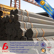 carbon pipe factory erw steel pipe tupe