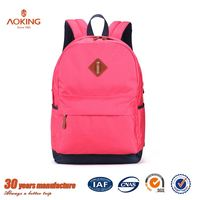 Customized student hiking brand name Unisex outdoor college bags backpack/.