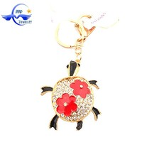 Fashion Keychain distributors Hot Creative Gifts Tortoise Keychain Wholesale