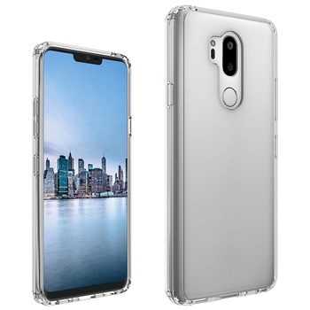 New for LG G7 ThinQ phone case soft clear transparent cover for LG Q7 Plus case