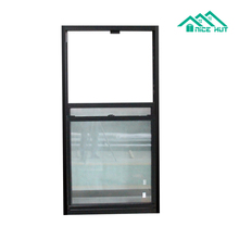China Suppliers Water Proof Cheap Aluminum Single Hung Window