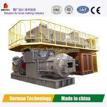 Advaced brick force making machine South Africa Double Stage Vacuum Extruder