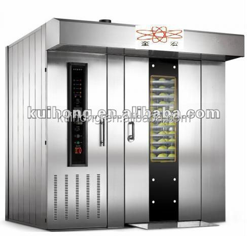 High Quality Stainless Steel Electric Baking Rotary Oven for Sale