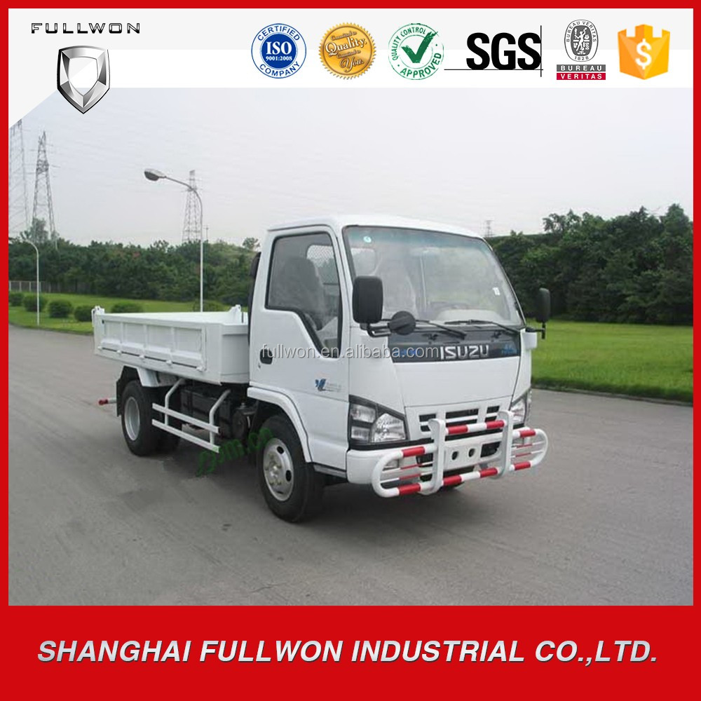Brand Japan 2 ton - 6 ton small second hand tipper truck