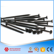 Phosphate Drywall Screws Black or Gray Color Phosphate Anti-Rust 3.5 4.2 4.8 5.5 mm All Sizes In Stocks