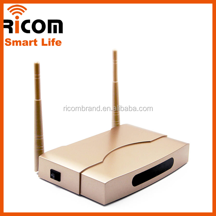 Rockchip RK3128 512MB/1GB 8GB external antenna tv box with Android 4.4--Model-TVX908