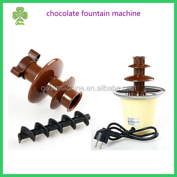 mini small chocolate candy making machine for family