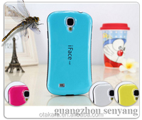 2014 popular iface phone case for samsung Galaxy s4 case