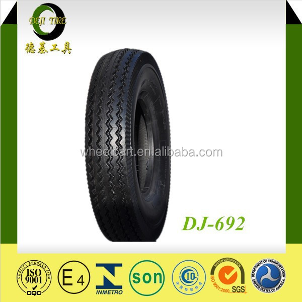 4.00-8 8PR HEAVY DUTY DJ-692 facotry hign quality Three Wheel MADE IN CHINA hot sale motorcycle tyre