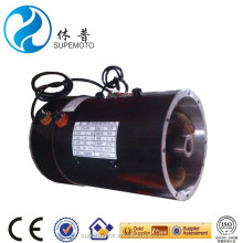 4kw 48v series excited dc motor for golf cart