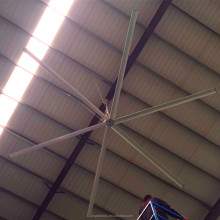 28FT Big Ventilation Exhaust Ceiling Fan With Italy Bonfiglioli Motor for Dairy Farms