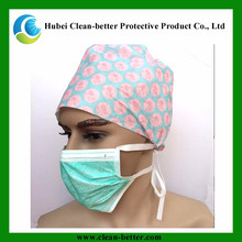 sleeping hair nets/decorative hair nets/disposable surgical caps colorful
