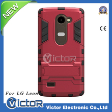 Design mobile phone cover back cover case for LG Leon