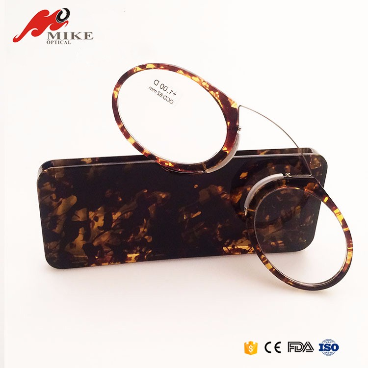 Promotional Cheap Classical Clip-on Reading glasses