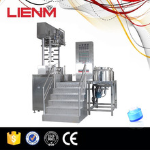 2016 New Model Cream Making Machine Vacuum Homogeneous Emulsifying Machine