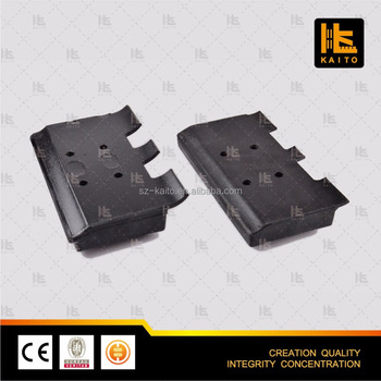 Rubber track pad for ROAD PAVER ABG325