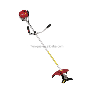 4 stroke Gasoline Brush Cutter And Gasoline Grass Trimmer For Garden Using