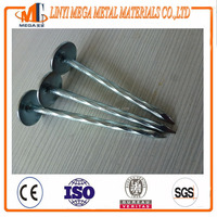 roofing nails with umbrella head china supplier twisted shank roofing nails