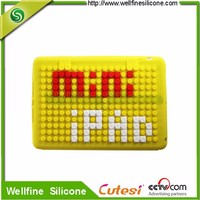 DIY tablet PC silicone case for apple Mini