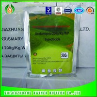 Powder Insecticide Aphides controller Acetamiprid 40% 70% WDG