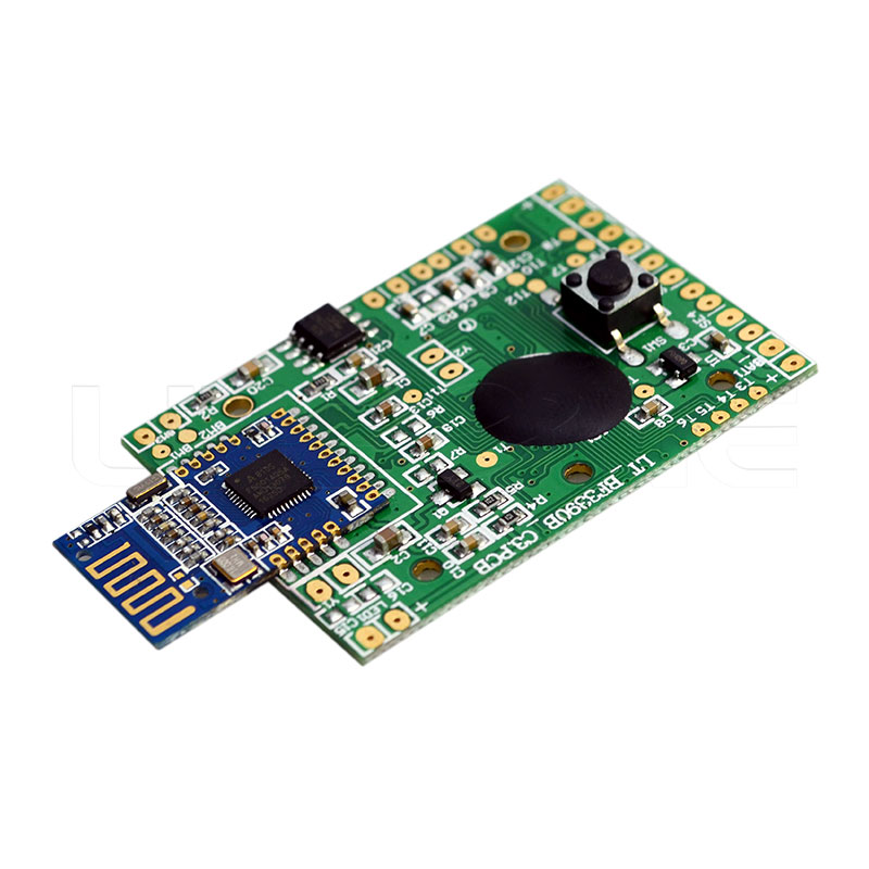 Bluetooth weighing scale pcb electronic circuit board for human body health index analyis