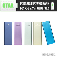 Wholesale Universal AA Battery Most Expensive Good Pack Ultra Thin Power Bank