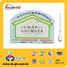 Office school stationery custom made soft flexible large magnetic boards