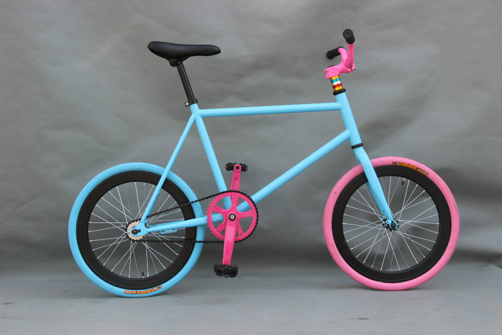 20 Adult Mini Bike Women Fixed Gear Road Bike for Girl Bicycle Factory Hot Toys for Christmas 2016