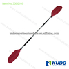 Aluminium shaft 1pc boat oar paddle for SUP board