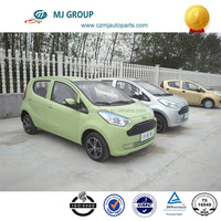 smart electric car(4 wheel) with eec l7e electric vehicle