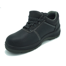 Made in china steel toe and plate groundwork safety shoes importers dubai