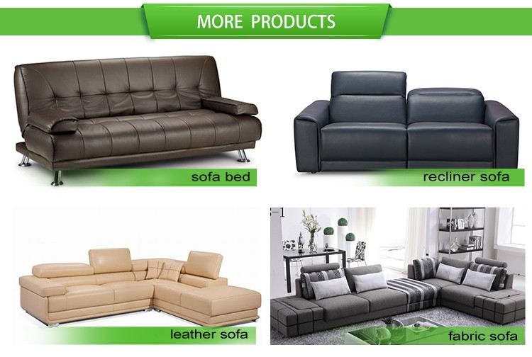 Reasonable price modern sectional master leather sofa