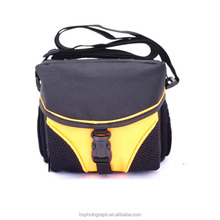 Manufactuer Fashion Polyester Material DSLR Camera Waist Bag for Sale
