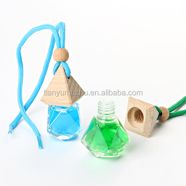 Car perfume hanging vintage perfume bottle hot sale