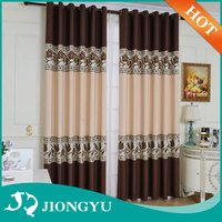Home Textile Best selling Free sample Luxury bedroom window curtains
