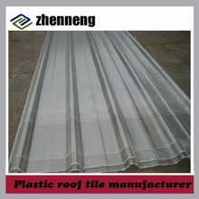 best selling transparent roof tile pvc clear sheet of China